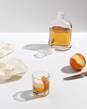 Sphere Ice Tray White