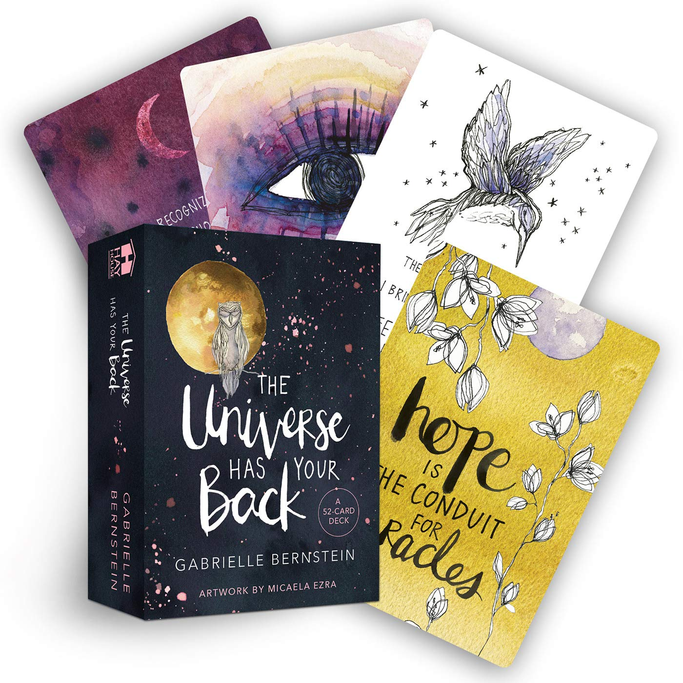 The Universe Has Your Back, a 52 Card Deck