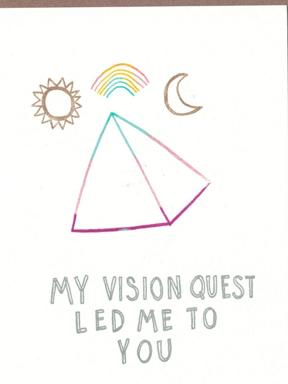 Vision Quest Card