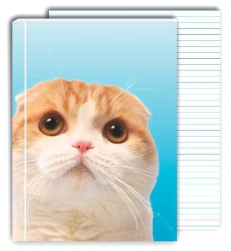 Waffles The Cat Journal