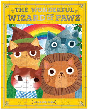 The Wonderful Wizard of Pawz