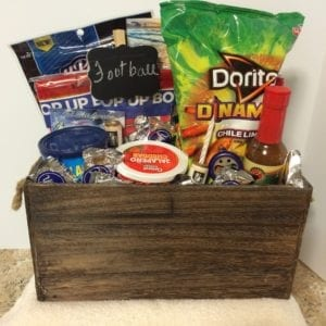 Goody/Snack Basket