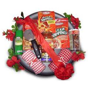 Pizza Basket
