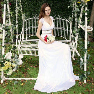 Ever Pretty Beach Wedding Dress