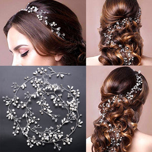 Inofinn Crystal Bridal Hair Accessory
