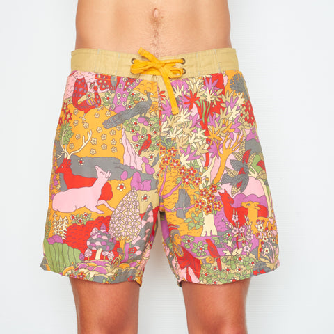 SUNNYBOY BOARDSHORT BROWN