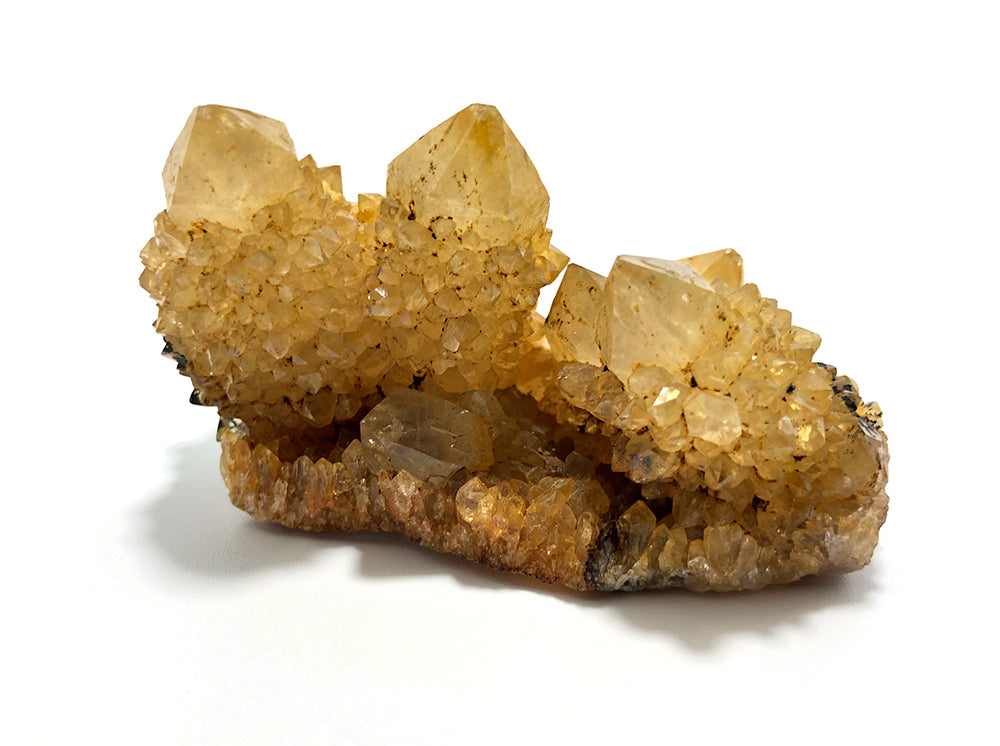 Golden Healer Spirit Quartz Cluster