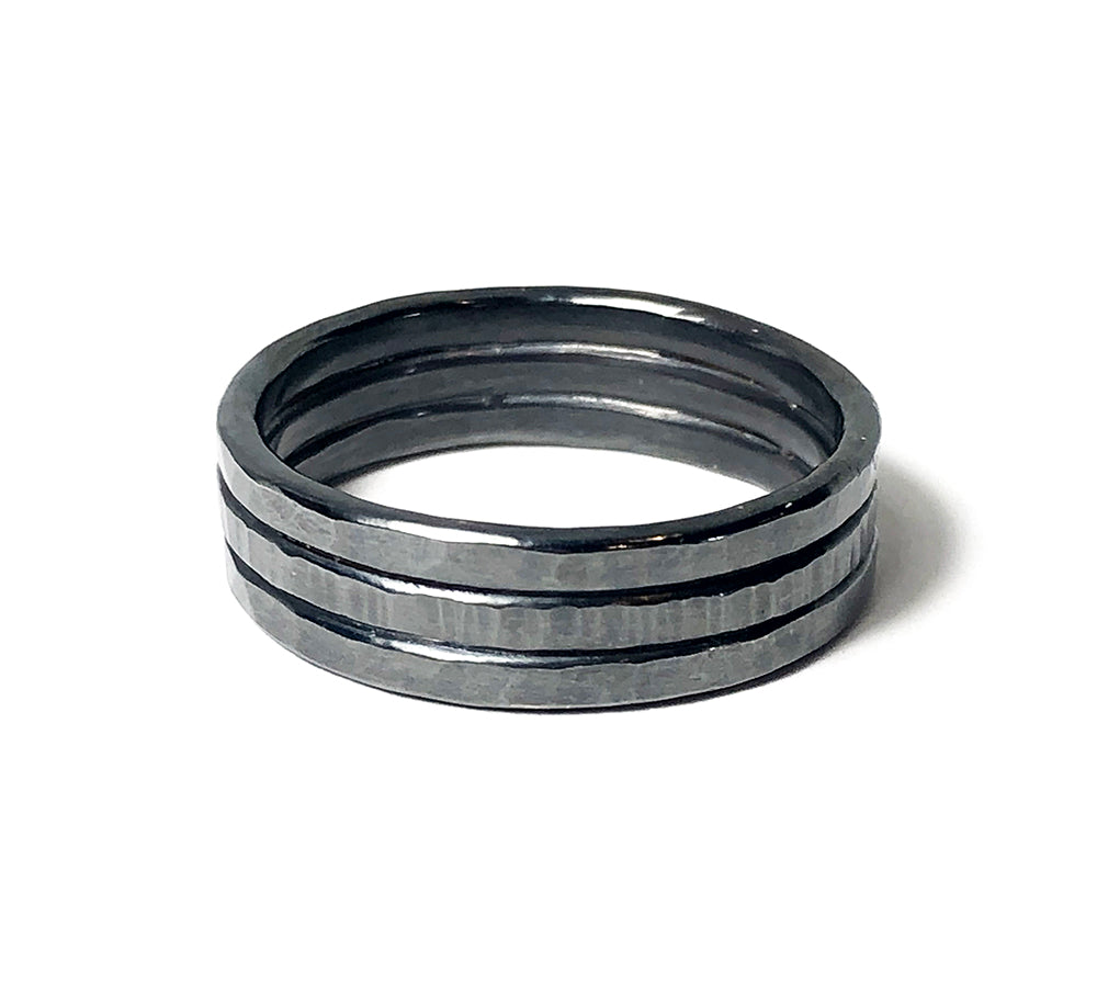 Forged Band Ring