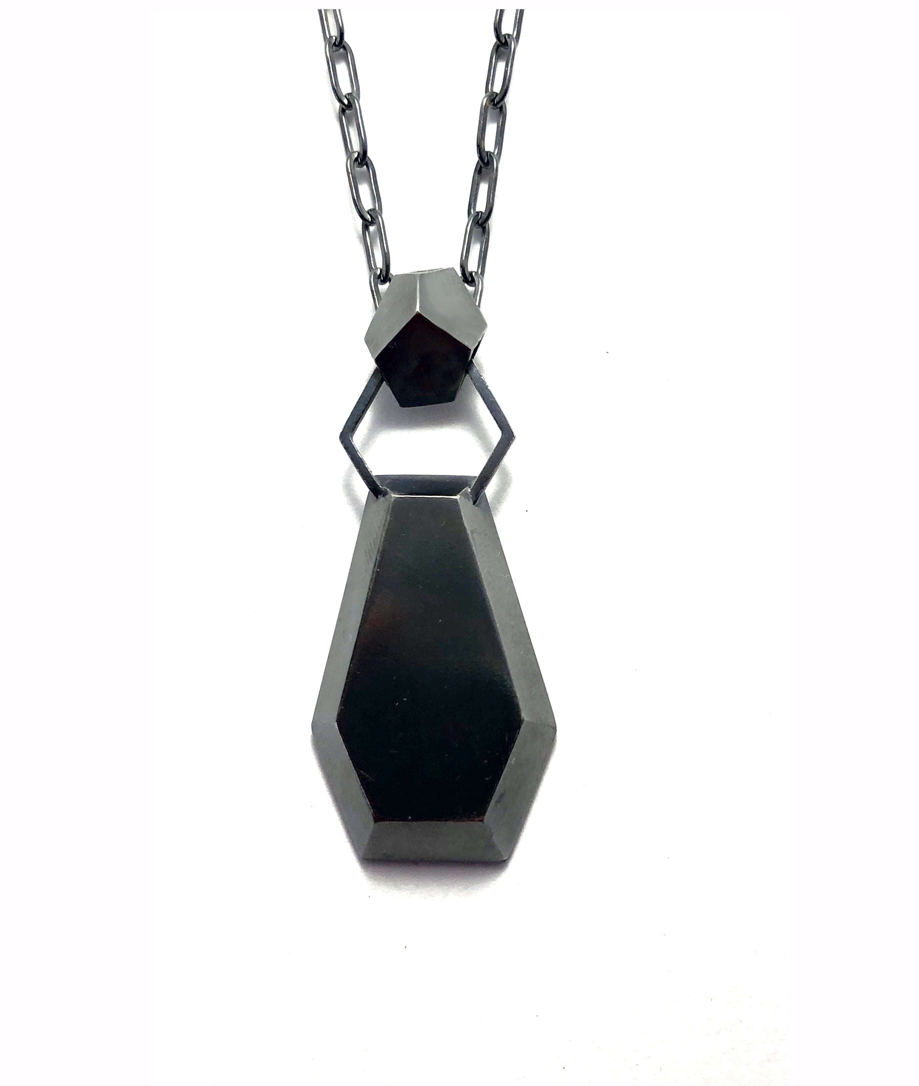 Hex Gem Necklace