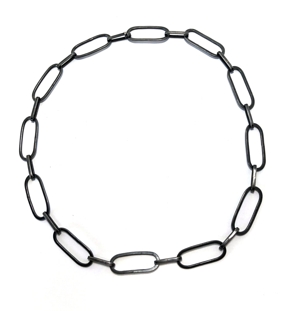 Oval Loop Chain
