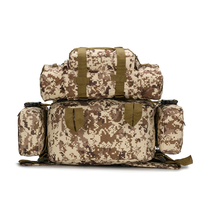 Military Camping Backpack by Dedomon