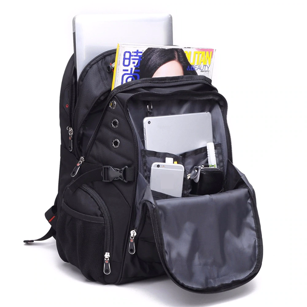 Swiss Waterproof Travel Backpack by MAGIC UNION