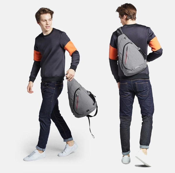 One Shoulder Travel Backpack by MIXI