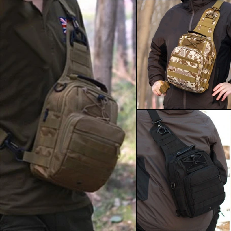 Tactical Military Backpack by Outad