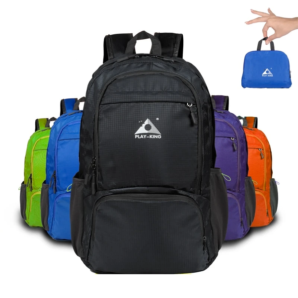 Foldable Travel Backpack by Playking
