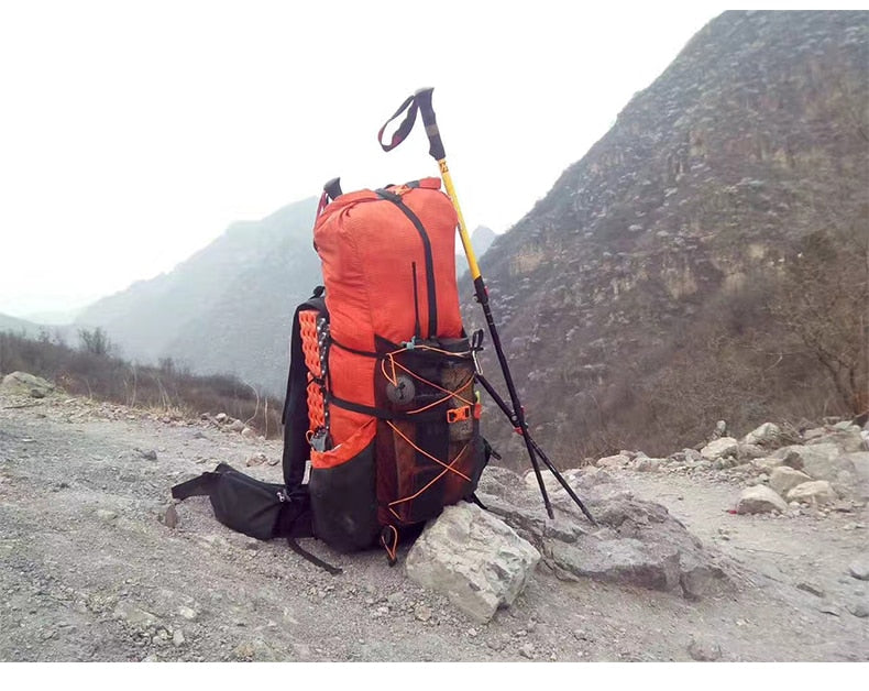 Water-Resistant Hiking Backpack by 3F UL Gear