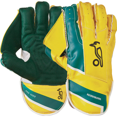 Kookaburra Pro 1000 Wicket Keeping Gloves - Kingsgrove Sports