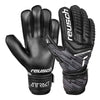 Reusch Attrakt SOLID Finger Support JNR Goal Keeping Glove