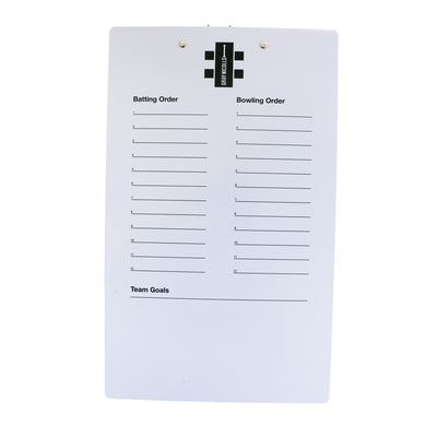 Gray Nicolls Cricket Coaching Clipboard - Kingsgrove Sports