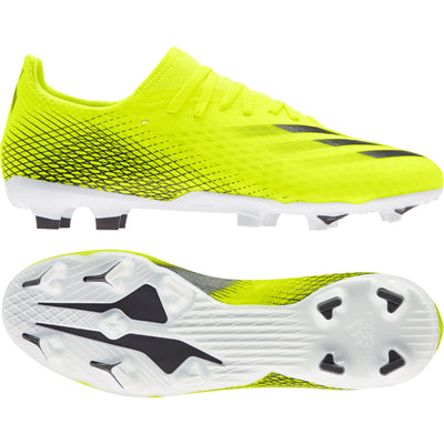 Adidas X GHOSTED.3 FG Football Boot