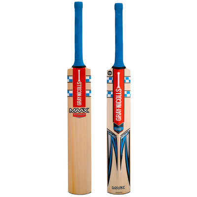 Gray-Nicolls Maax Strike Blue RPlay Junior KW Bat - Kingsgrove Sports