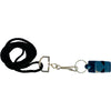 Kingsport Pealess Whistle with Lanyard - Kingsgrove Sports