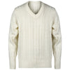Gray Nicolls Long Sleeve Sweater Plain - Kingsgrove Sports