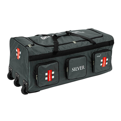 Gray-Nicolls Silver Wheel Bag - Kingsgrove Sports