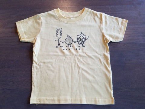 Intuition Toddler Tee