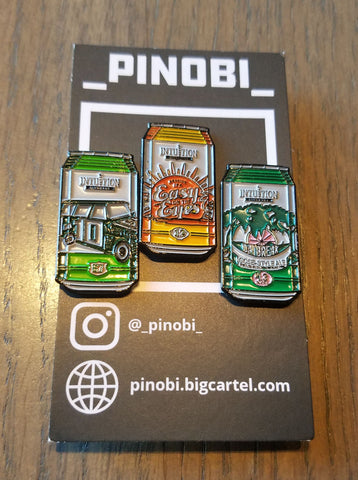 Intuition Enamel Pin (3-Pack)