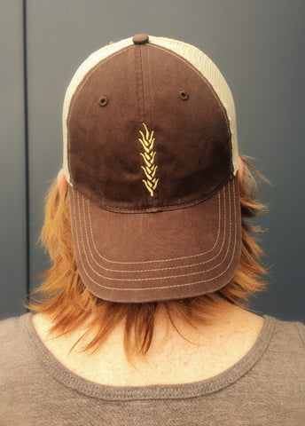 "Intuition ""Barley"" Trucker Hat"