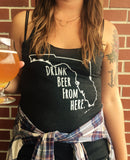 "Ladies ""Beer From Here"" Tank"