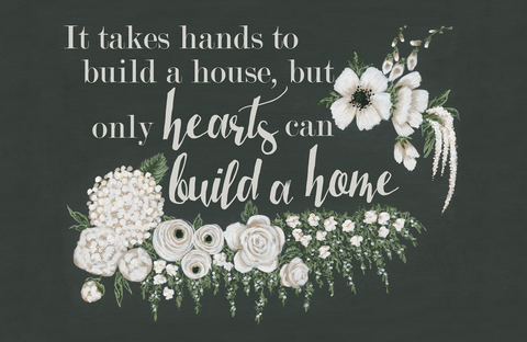 Only Hearts Can Build a Home
