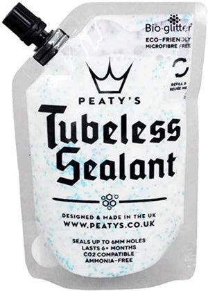 Peaty's Tubeless Sealant 120mL pouch