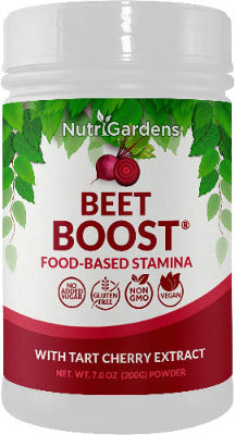 Beet boost energy powder
