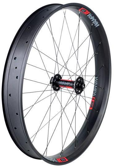 Bontrager Wampa Wheel TLR Disc 27.5 Black