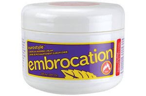 Embrocation Warming Cream