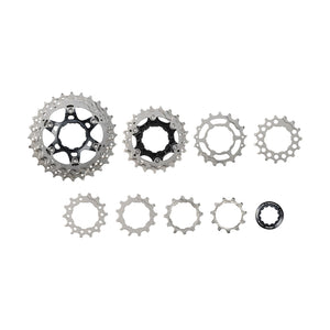 11 speed cassette (road bike)
