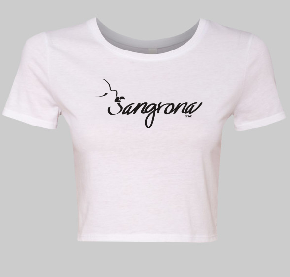 Sangrona Crop Top