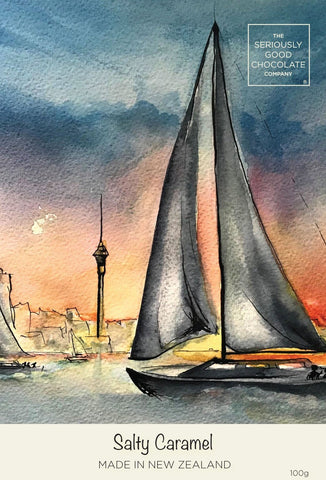 Auckland Watercolour – Tablets