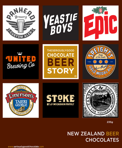 Seriously Good Beer Story – 16 Box