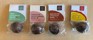 Bombs Away - 4 pack of chocolate bombs