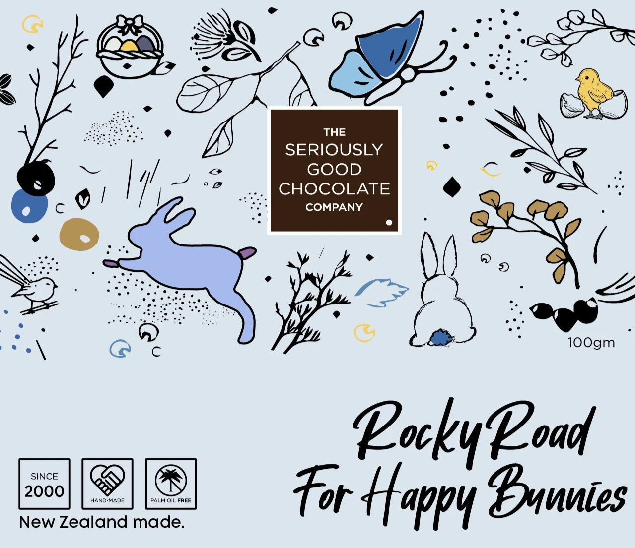 Easter Collage Rocky Road