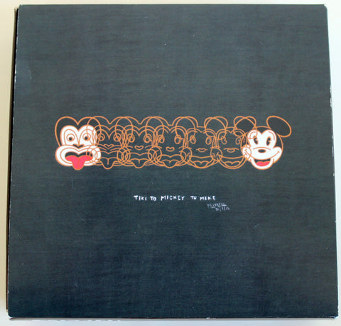 Dick Frizzell Mickey to Tiki - 9 box