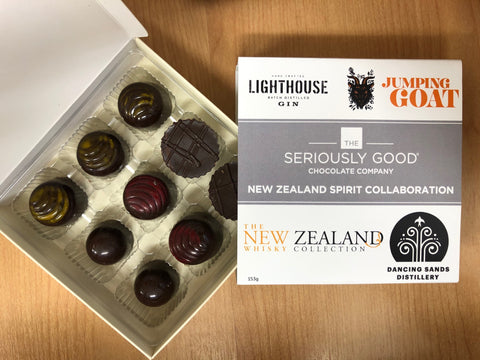 NZ Spirits Collection – 9 Box