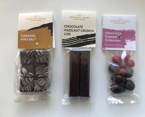 Chocolate Snacks - 3 Pack