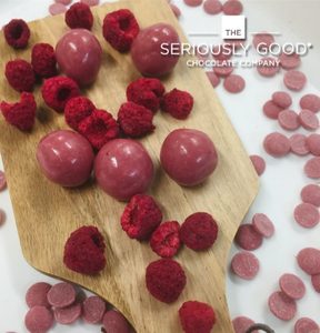 Chocolate Coated Raspberries