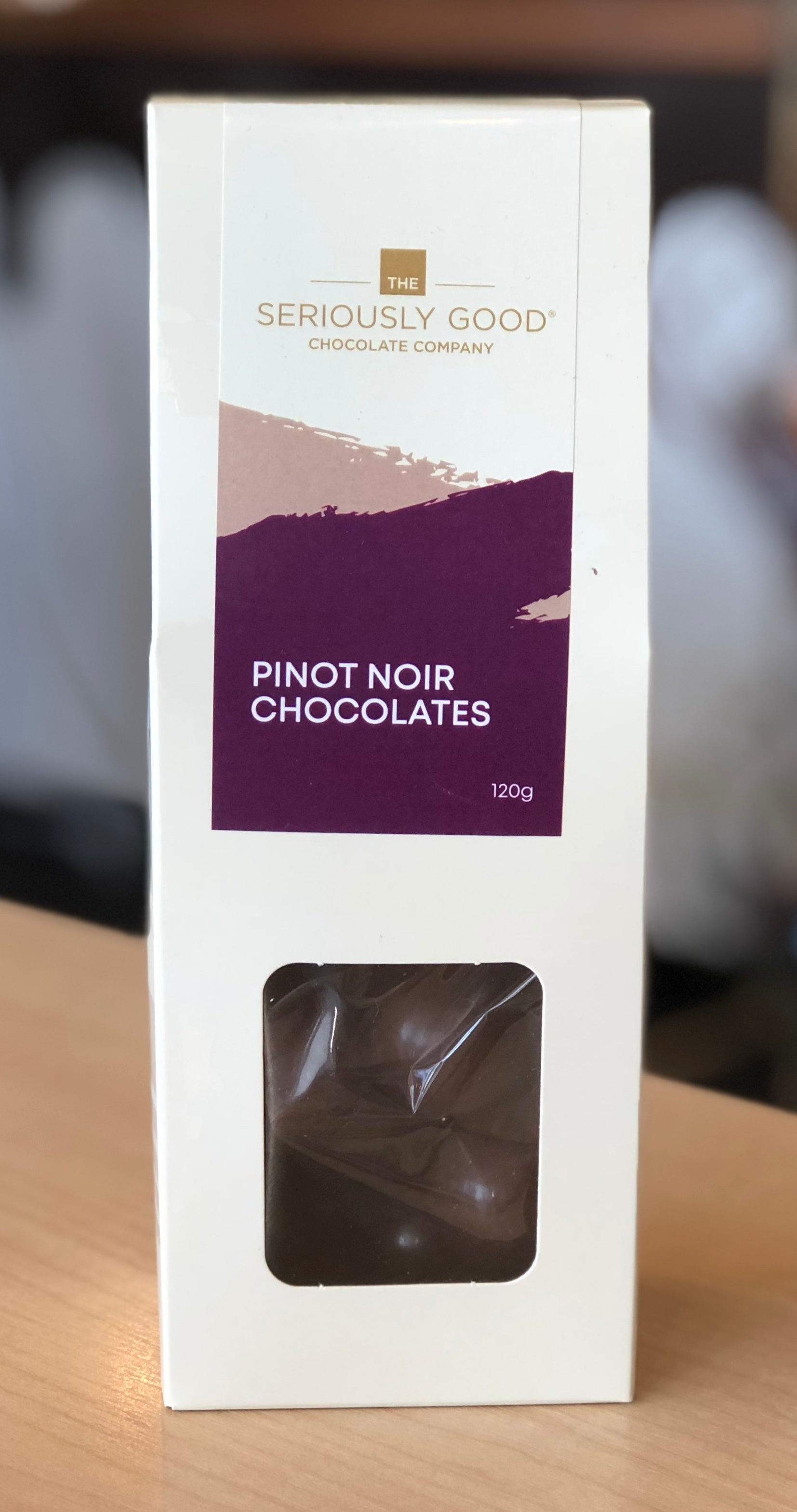 Pinot Noir Chocolates - Stand Up