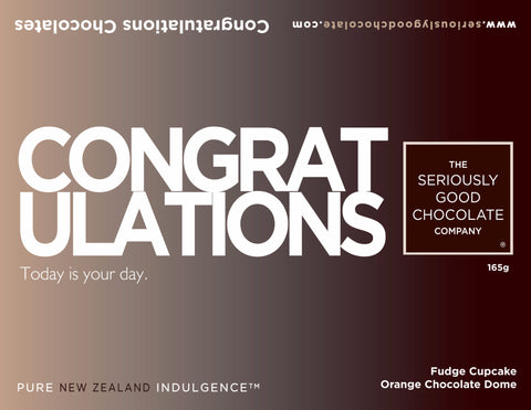 Congratulations Chocolates - 10 Box