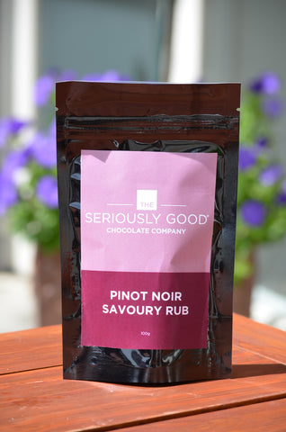 Pinot Noir Savoury Food Rub